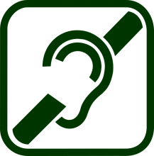Hearing technologies icon