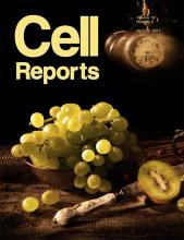 Cell Reports cover image