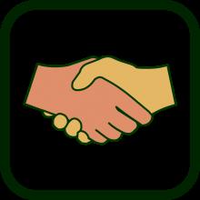 Icono de colaboración