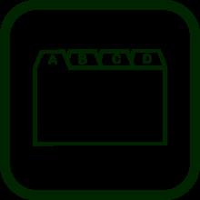 Icono de directorio