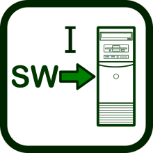 Input software icon