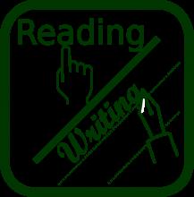 Literacy skills icon