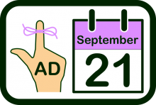 World Alzheimer's Day icon
