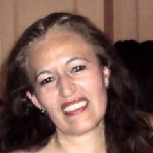 Retrato de Emmanuelle Gutiérrez y Restrepo