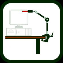 Icono de sistemas de fijación
