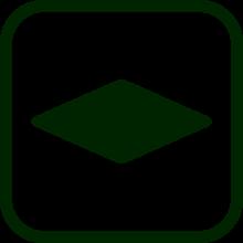 Icono de tapete antideslizante