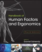 Imagen de la cubierta Handbook of Human Factors and Ergonomics