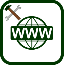 Internet resources' icon