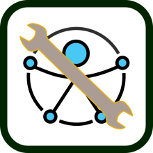 Accessibility tools icon