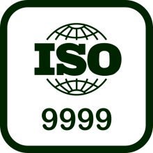 ISO 9999 icon
