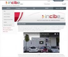 Incibe website