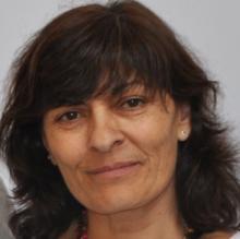 Retrato de Isabel Vázquez Sánchez