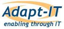 Logotipo de Adapt-IT
