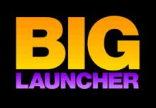 BIG Launcher Software logo