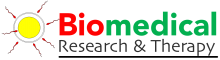 Biomedical Research and Therapy logo