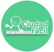 Logotipo de Ciudad Fácil