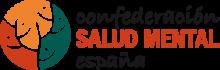 Logotipo de la Confederación SALUD MENTAL ESPAÑA