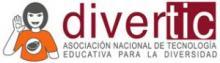 Logotipo de DIVERTIC