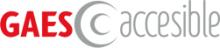 Logotipo de GAES Accesible