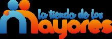 """Logotipo """"La Tienda de los Mayores"""""""