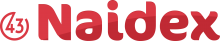 Logotipo de Naidex