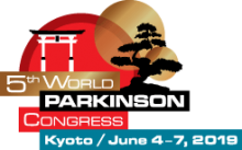 Logotipo del 5th World Parkinson Congresses