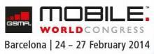 Logotipo de Mobile World Congress 2014