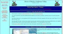 Moose O'Malley's Software Valley Website