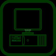 Icono de ordenador