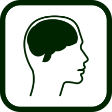 Technologies for cognitive development icon