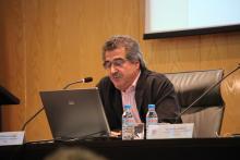 Imagen de la ponencia de Julián García Villalobos