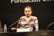 Imagen de la ponencia de Luis Miguel Bascones