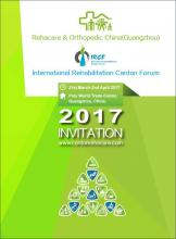 Portada del documento resumen de Rehacare & Orthopedic China 2017