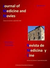 Portada de la Revista de Medicina y Cine