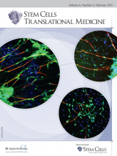 STEM CELLS Translational Medicine cover image