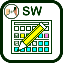 Communication board editor's icon