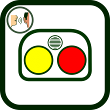 Basic communicator icon