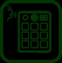 Dialogue unit icon