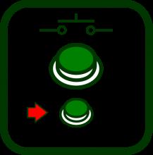 Icono de pusador mini