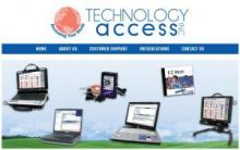 Technology Access website image