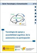 Imagen de la portada de Tecnología de apoyo y accesibilidad cognitiva: de la autonomía a la participación