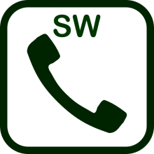 Telecommunication software icon