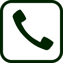 Telephony icon