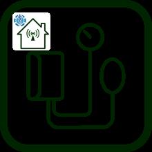 Icono de tensiómetro