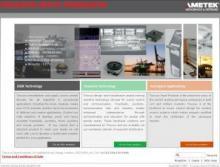 Imagen de la página web de Traxsys