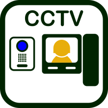 Video intercom icon