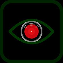 Icono de visión artificial