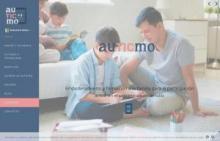 Imagen de la página web de auTICmo
