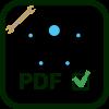 Icono de accesibilidad PDF
