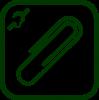 Icono de accesorios para dispositivos de ayuda a la audición